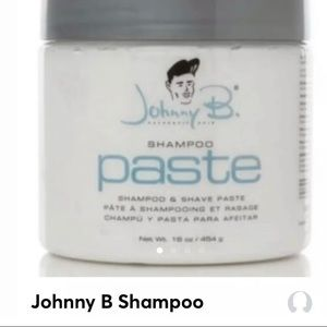 Accessories - JOHNNY B SHAMPOO